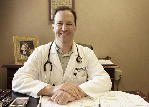 Dr Craig Miller MD